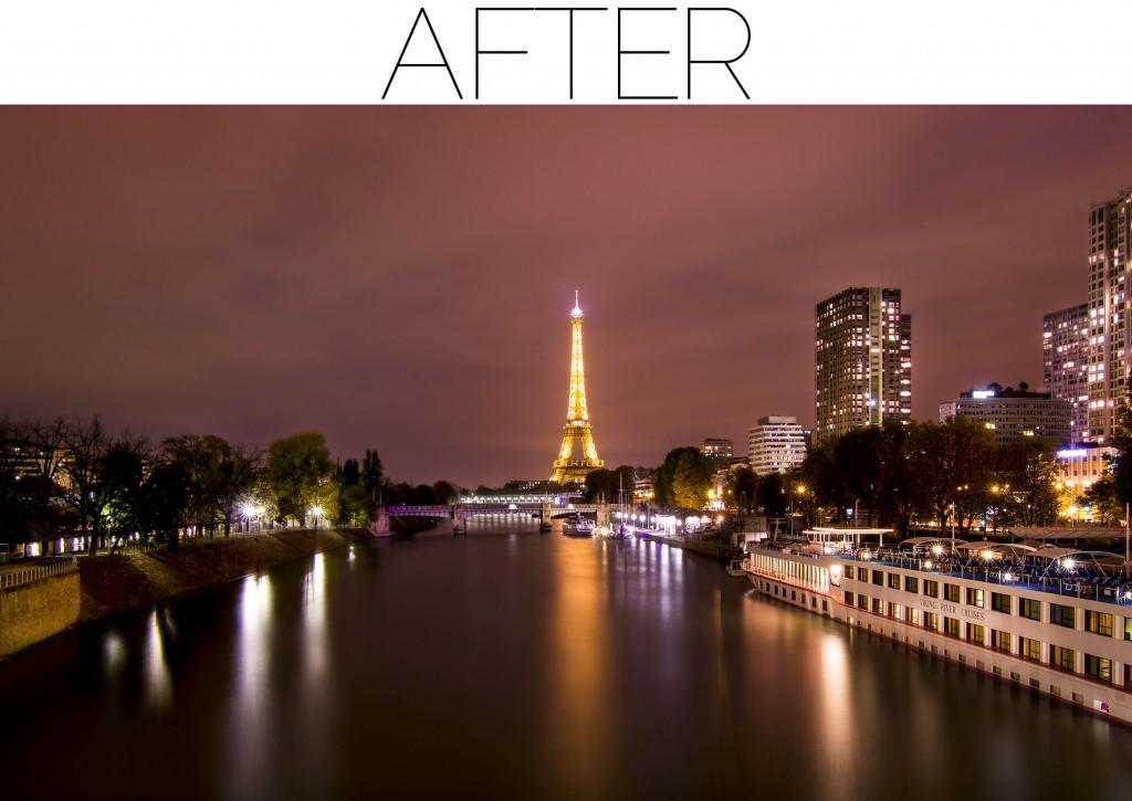 paris - after