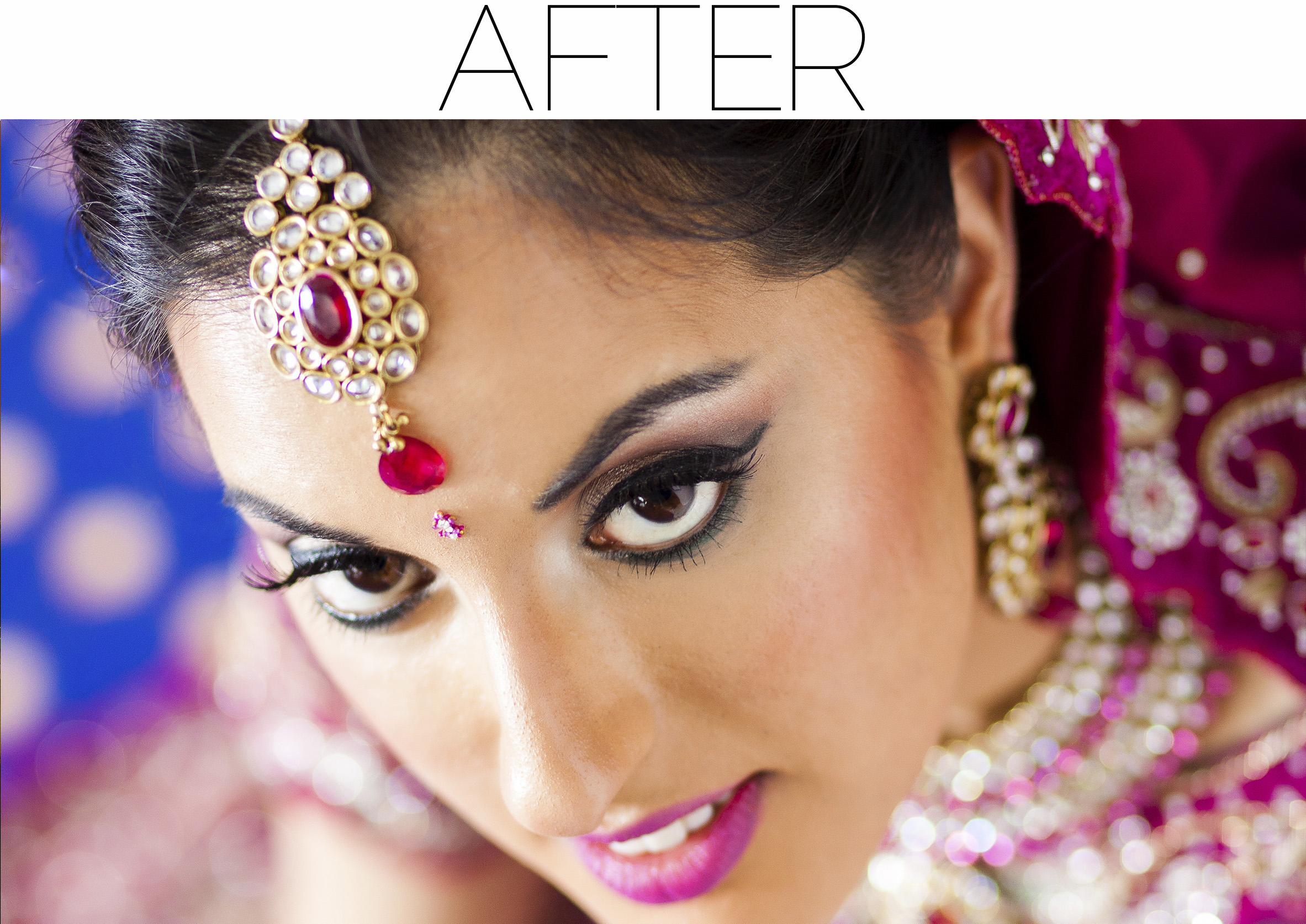 Wedding Photograph Before Amp After Tutorial Image 8