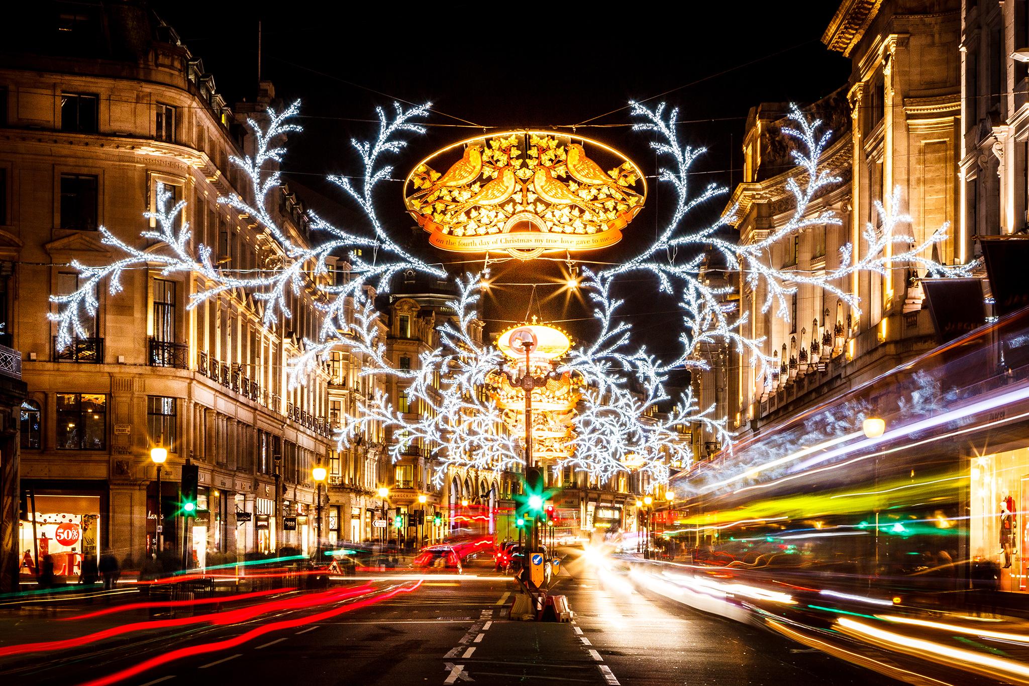 Christmas lights London - final